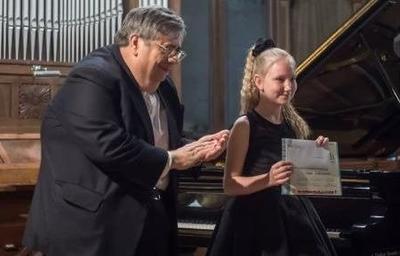 Юная пианистка из Донбасса победила на престижном конкурсе в Италии
