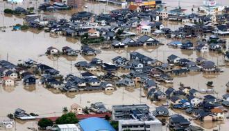 Жертвами стихийного бедствия в Японии стали 85 человек