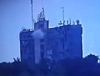 Один выстрел успокоил противника в районе Авдеевки