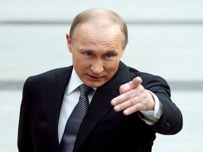 Путин продолжает наступление на Украину