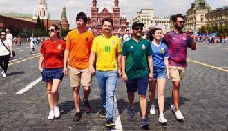 Россияне провели в Москве тайную ЛГБТ-акцию