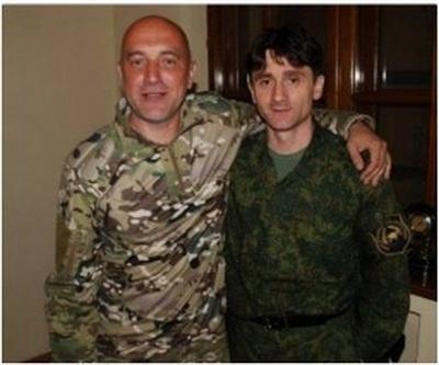 Ещё один «командир ДНР» срочно уезжает в РФ