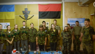 Ярош набирает детей в лагерь «УДА» для подготовки к «уничтожению России»