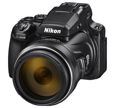Nikon выпустила камеру с самым большим в мире зумом