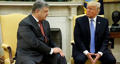 Петр Порошенко может встретиться в Брюсселе с Дональдом Трампом