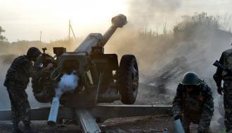 На Мариупольском направлении «горячо»: боевики бьют из гранатометов