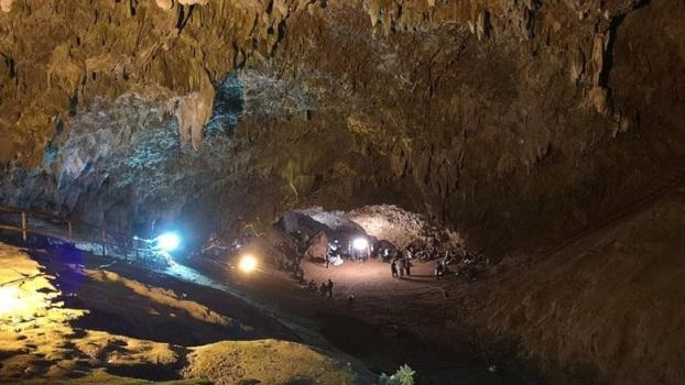 Ставшую знаменитой пещеру в Таиланде, из которой спасли детей, хотят превратить в туристическую достопримечательность