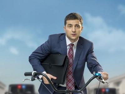 Зеленский вышел на второе место в рейтинге кандидатов в президенты