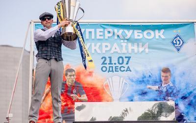 Певец Серега стал послом украинской футбольной Премьер-лиги