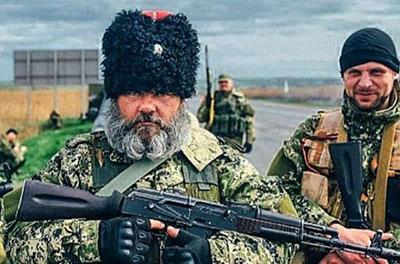Боевик сдал «с потрохами» российских казаков, обстрелявших троллейбус в Донецке