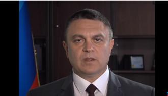 «Угроза кровопролитной войны»: Главарь «ЛНР» записал срочное видеообращение