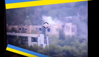 Обнаружили вражеское гнездо: ВСУ уничтожили позицию боевиков в жилом доме