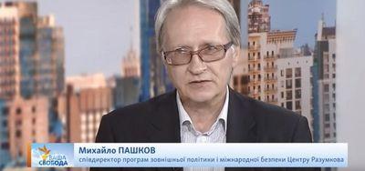 "Конфликт на Донбассе поставили ""на паузу"""