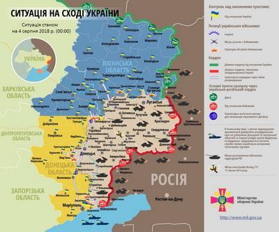 """Силы ООС на Донбассе приструнили армию Путина мощной """"ответкой"""""""