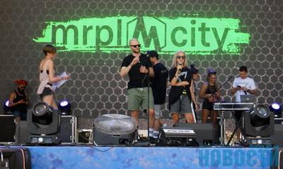Казантип Приазовья: В Мариуполе стартовал масштабный музыкальный фестиваль MRPL City 2018