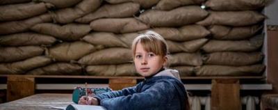 В Украине появилось еще одно поколение «детей войны». ВИДЕО