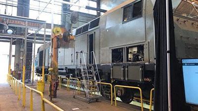 Украина получит новые локомотивы General Electric: Гройсман назвал сроки