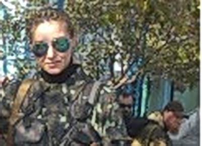 Ликвидирована женщина из рядов боевиков «ДНР»