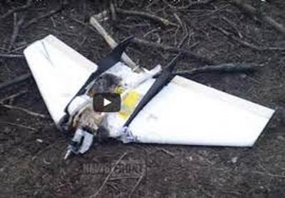 Оккупанты ОРЛО заявили, что сбили беспилотник ВСУ