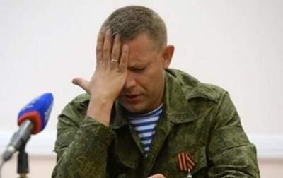"""Захарченко """"приуныл"""": в Кремле """"за секунду до взрыва"""" решили вплотную заняться """"Л/ДНР"""" - подробности"""