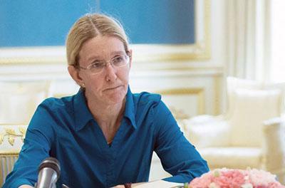 Супрун рассказала украинцам о «таблетке» от многих болезней