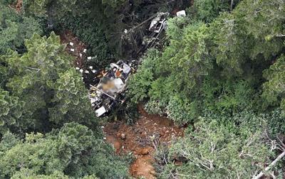 В Японии разбился спасательный вертолет. Погибли 9 человек