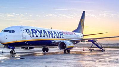 Забастовка пилотов авиакомпании Ryanair: отменены сотни рейсов