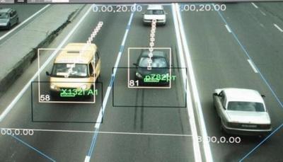 Украинских водителей начнут штрафовать как в Европе
