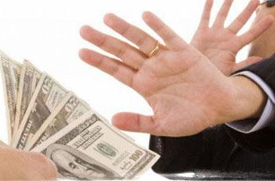 Почему нельзя давать деньги в праздник