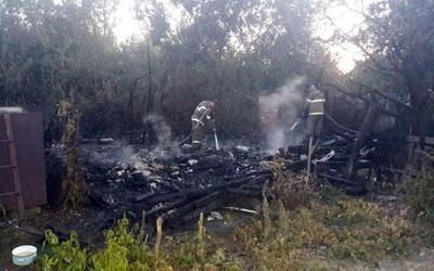 Два поселка в Торецке попали под обстрел