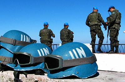 «Призрак» миротворцев опять бродит по Донбассу