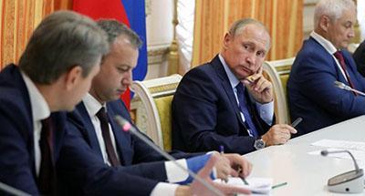 Нардеп: конечная цель санкций США – дворцовый переворот в РФ и смена Путина