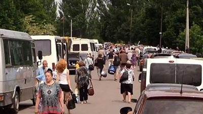 Жители ОРДО жалуются на повышение цен перевозчиками после закрытия КПВВ «Майорское»