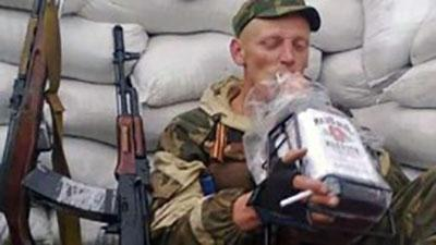 В Донецке боевики «ДНР» устроили масштабное ДТП
