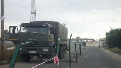 РФ строит заграждение на границе с Украиной: опубликованы фото