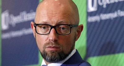 Яценюк: для Украины наступает тяжёлое время политических испытаний