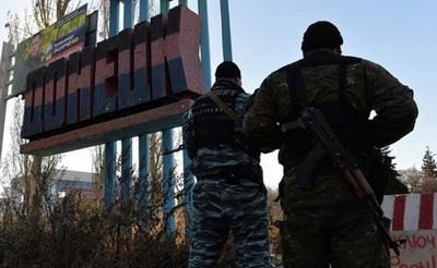 В оккупированном Донецке перекрыт въезд со стороны Макеевки