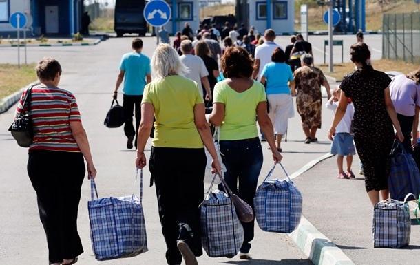 Верховный суд Украины стал на защиту переселенцев
