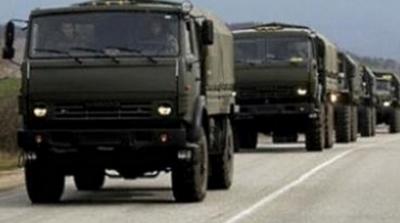 Жители оккупированной Макеевки сообщают об активном движении грузовиков в темное время суток
