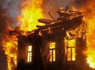 В Горловке, в одном из поселков, ежедневно горят дома