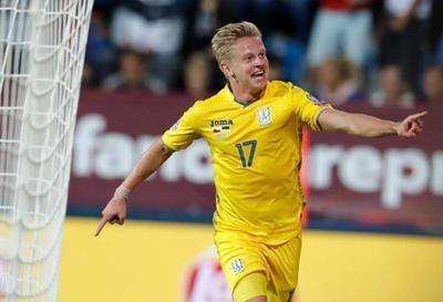 Украина начала с победы первый турнир Лиги наций (ВИДЕО)