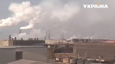 Украинские пограничники получили отравление токсичными выбросами в Крыму