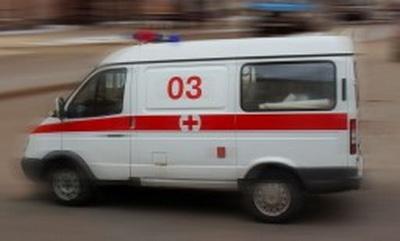Из РФ 31 августа зашла машина скорой помощи с двумя врачами