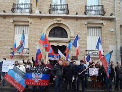 СМИ: во Франции зарегистрировали еще одно  «представительство ДНР»
