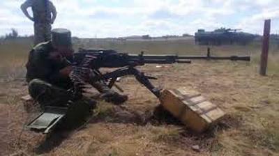 Боевики считают убитых после атак на ВСУ под Луганском и Донецком