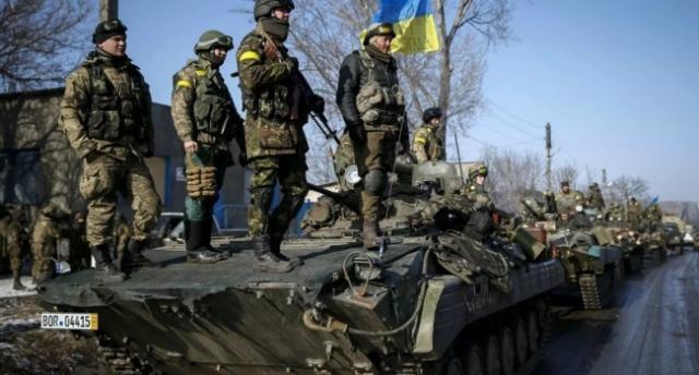 Военные из Украины будут наблюдать за учениями в Беларуси