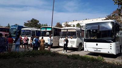 Число выехавших из-за химатаки в Крыму резко возросло