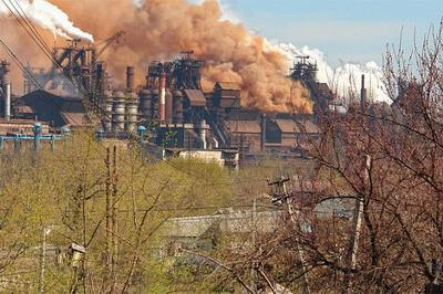 У місті Маріуполь - Екологічна Катастрофа!
