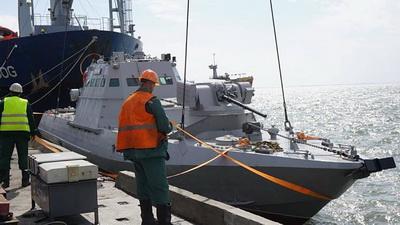 Мощнейшие бронекатера ВМС спущены: Украина готова отбивать атаки российского агрессора в Азовье