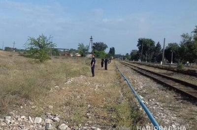 В Станице Луганской подорвался местный житель